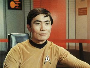 Hikaru Sulu Based On