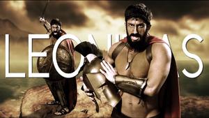 Leonidas Title Card