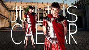 Julius Caesar Title Card