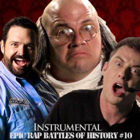 File:Billy Mays vs Ben Franklin Alternative Cover.png