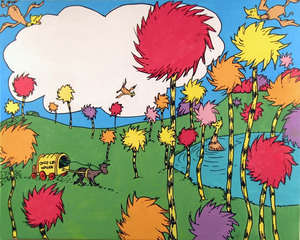 Dr. Seuss' Storybook Field Based On