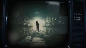 Nightmare on Elm Street Tunnel