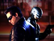 Terminator vs Robocop Thumbnail