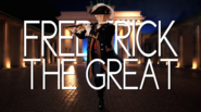 Frederick the Great Title Card