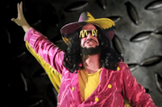 Lloyd Ahlquist as Macho Man