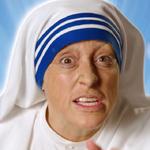 Mother Teresa In Battle