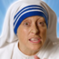Mother Teresa In Battle
