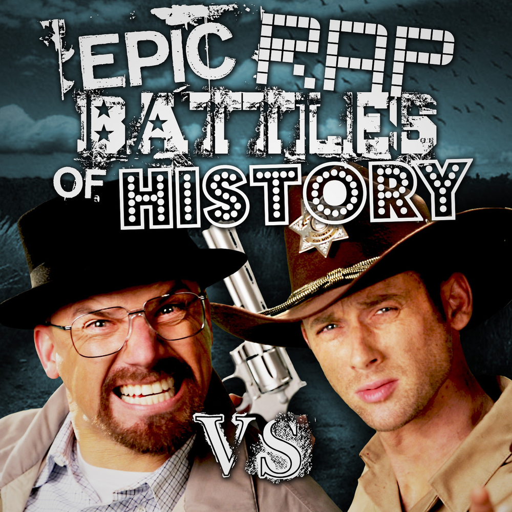 fb9e7370 Rick Grimes vs Walter White | Epic Rap Battles of History Wiki ...