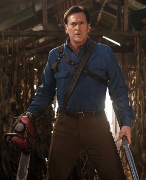 Ash Williams Based On