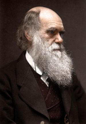Charles Darwin Based On