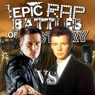Darude vs Rick Astley