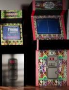 Firehouse Headquarters Arcade Machines