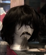 Guy Fawkes wig