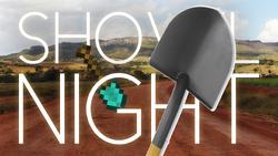 Card Shovel Night