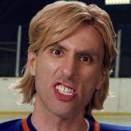 Wayne Gretzky in Battle