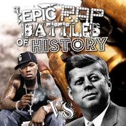 50 Cent vs JFK