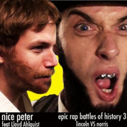 Abe Lincoln vs Chuck Norris Alternative Cover