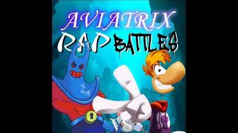 Rayman vs Man Ray