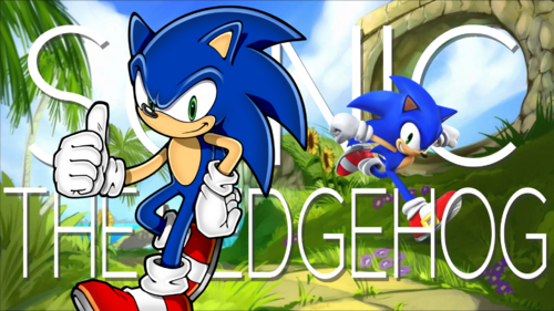 Sonic Title Card 2