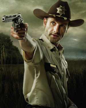 Rick Grimes Based On
