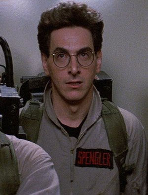 Egon Spengler Based On