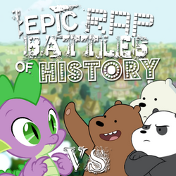 Spike vs We Bare Bears