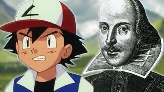 Ash Ketchum vs Shakespeare. Awful Rap Battles of Pop Culture