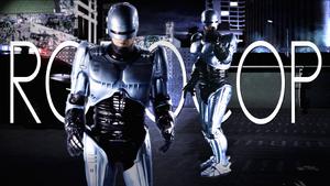 RoboCop Title Card