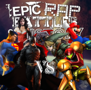 Mario, Link & Samus vs Batman, Superman & Wonder Woman