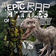 Springtrap vs Indominus Rex