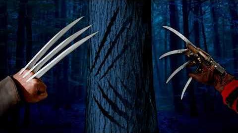 Wolverine vs Freddy Krueger Ultimate Hair Dryer's Rap Battles Instrumental