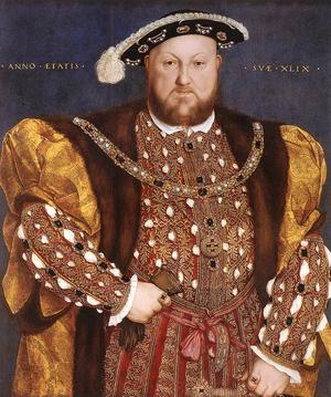 King Henry VIII Based On