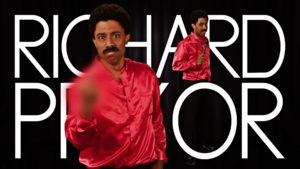 Richard Pryor Title Card