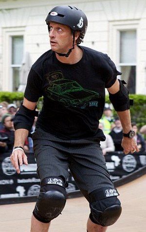 Tony Hawk Skate Gear Based On