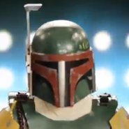 Boba Fett In Battle
