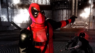 Deadpool Kills Street Tough