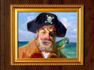 Painty The Pirate