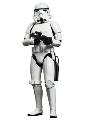 Stormtrooper Based On