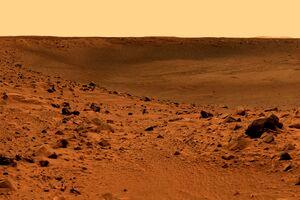 Mars Based On