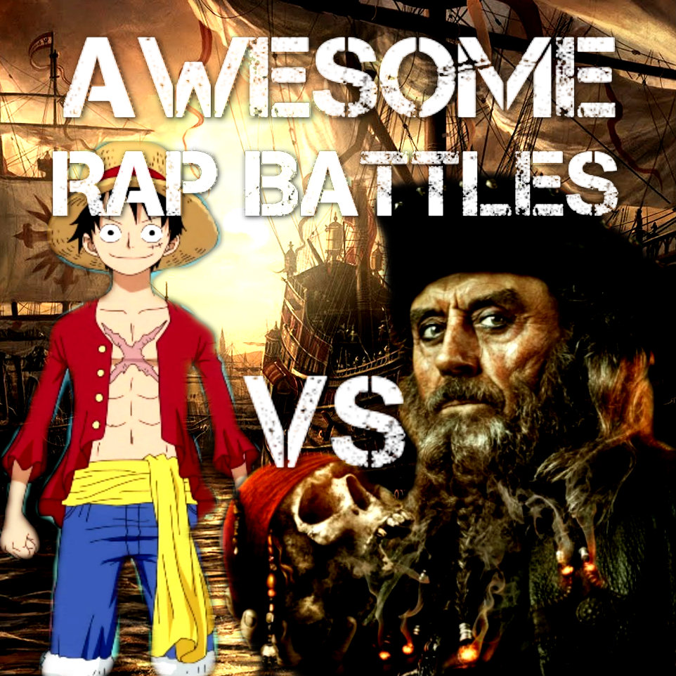 Blackbeard And Luffy: User Blog:Awesomesix/Awesome Rap Battles 6: Monkey D