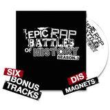 Epic Rap Battles of History Season 3 CD