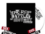 Epic Rap Battles of History Season 3 CD