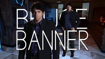Bruce Banner (title card)