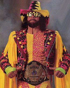 Macho Man Randy Savage Based On