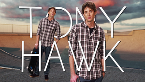 Tony Hawk Title Card