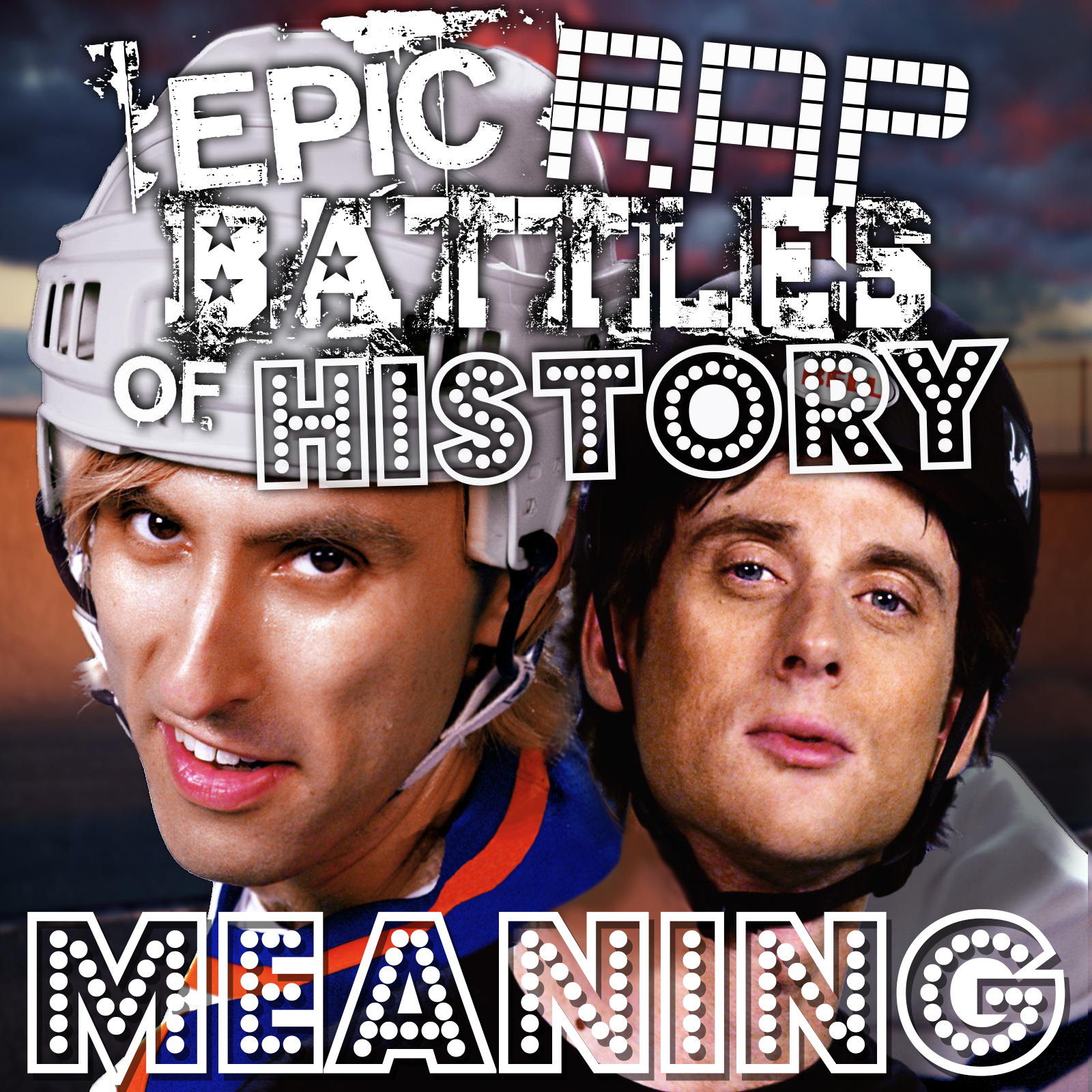 Tony Hawk vs Wayne Gretzky/Rap Meanings