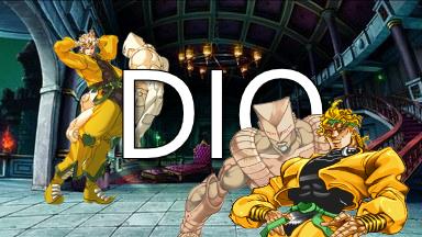 Dio Title Card