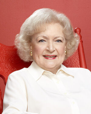 Betty White Based On