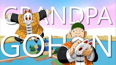 GrandpaGohanTitleCard