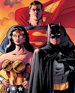 Justice League Based On